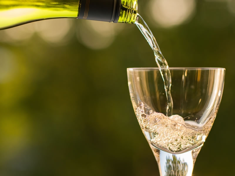 Celebrate with a great selection of wines & Champagne